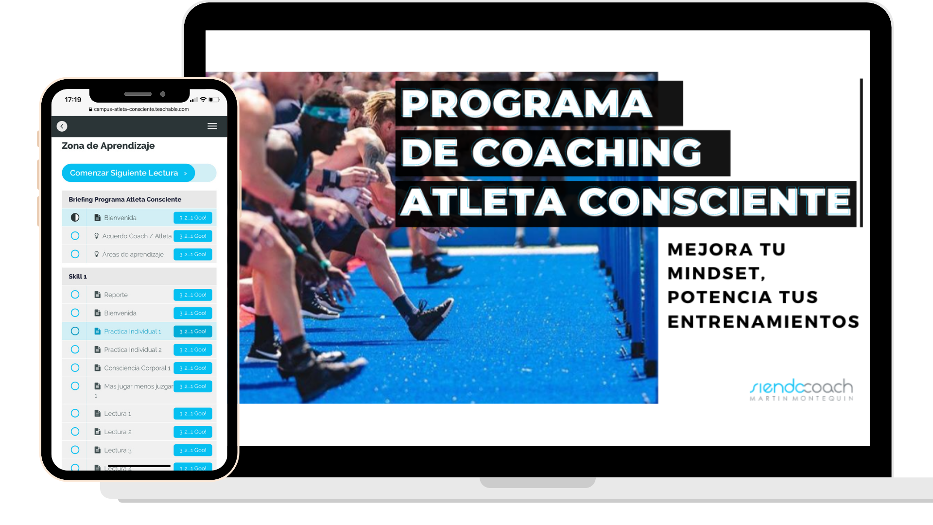 Programa Atleta Consciente
