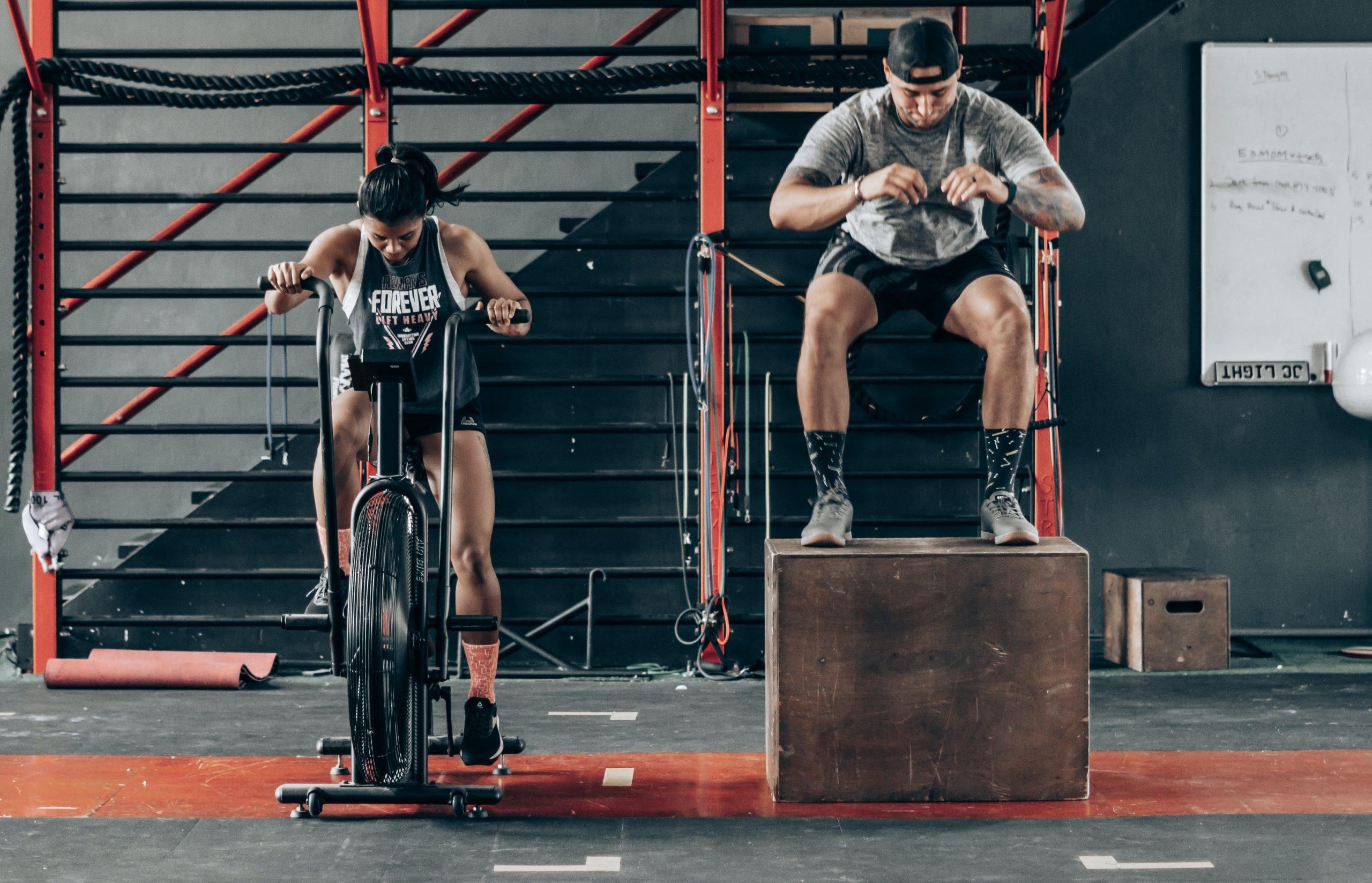 El problema de la insatisfacción al terminar el workout